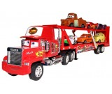 Cars - Maniek laweta i 6 autek