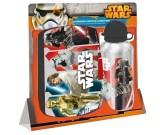 Zestaw śniadaniowy Star Wars (bidon + śniadaniówka) Darth Vader