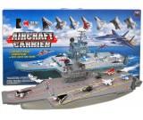 Lotniskowiec - ogromna lotnicza baza morska