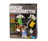 Magia matematyki - 15 sztuczek i zabaw z matematyką KidzLabz 00-032935