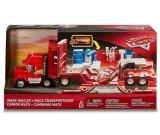 Cars - Maniek Truck + rozkładany transporter