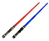 Miecz świetlny zestaw 2 sztuki - 90 cm.