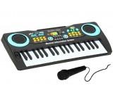 Keyboard pianinko z mikrofonem - 37 klawiszy MS-003