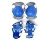 Akcesoria - zestaw ochraniaczy niebieski