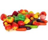 Owoce i warzywa styropianowe 44 sztuki