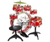Perkusja akustyczna Big Band 28807 czerwona