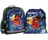 Zestaw szkolny Angry Birds