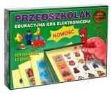 Wiem Wszystko - Przedszkolak elektroniczna gra edukacyjna