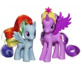 My Little Pony - Księżniczka Twilight Sparkle & Rainbow Dash
