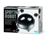 Sprytny Robot - Mechanika i Zabawa 00-03272