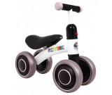 Rowerek czterokołowy biegowy jeździk Sport Trike - biały