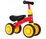 Rowerek czterokołowy biegowy jeździk Sport Trike - czerwony