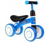 Rowerek czterokołowy biegowy jeździk Sport Trike - niebieski