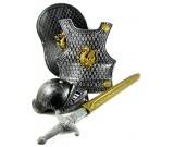 Kostium karnawałowy Rycerz Smok - zestaw akcesoriów