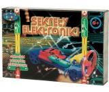 Sekrety elektroniki - samochód z napędem elektrycznym