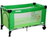 Łóżeczko turystyczne Simplo zielone