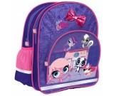 Plecak szkolny midi Littlest Pet Shop 308102