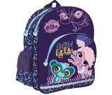 Plecak szkolny midi Littlest Pet Shop 329040