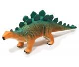 Dinozaur gumowy - Stegozaur 28 cm.