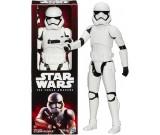 Star Wars Saga Stormtrooper - figurka 30 cm. B3912