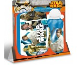 Zestaw śniadaniowy Star Wars (bidon + śniadaniówka) Saga