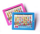 Tablet edukacyjny dwujęzyczny