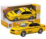 Taxi ze światłem i dźwiękiem