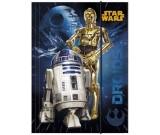 Teczka tekturowa z gumką Star Wars 2