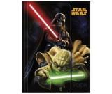 Teczka tekturowa z gumką Star Wars 1