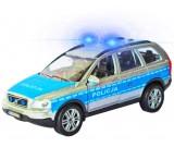 Auto metalowe Volvo XC90 - policja 1:34 światło i dźwięk