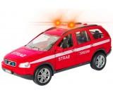 Auto metalowe Volvo XC90 - straż 1:34 światło i dźwięk