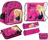 Zestaw szkolny Barbie - 6 elementów