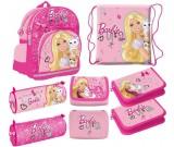 Zestaw szkolny Barbie model 2013/14 - 6 elementów