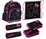 Zestaw szkolny Barbie II model 2013/14 - 6 elementów