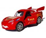 Cars - Zygzak McQueen zdalnie sterowany z otwieranymi drzwiami