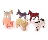 Zwierzęta domowe 6 sztuk