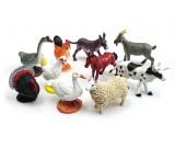 Zwierzęta domowe 10 sztuk