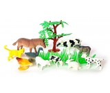 Zwierzęta domowe łąka