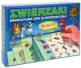 Wiem Wszystko - Zwierzaki elektroniczna gra edukacyjna